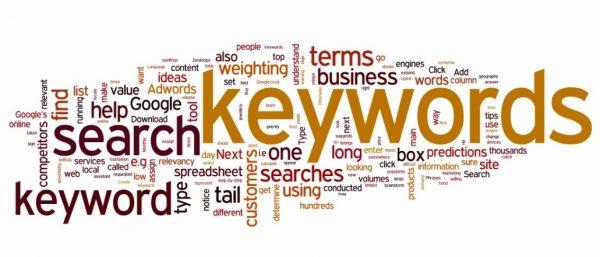 استخراج کلمه کلیدی